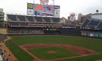 Minnesota moves all Big Ten home games to Target Field