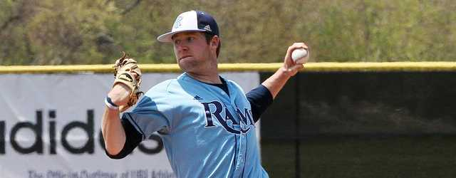 URI's Peterson Silencing A-10 Batters After Two Years Away