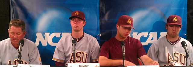 CBD Quick Hits: Arizona State 3, Texas 1