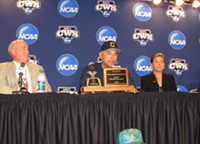 Cal's David Esquer named 2011 NCBWA Coach of the Year
