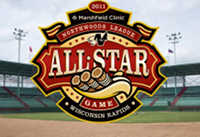 2011 Northwoods League All-Star Game Rosters Released