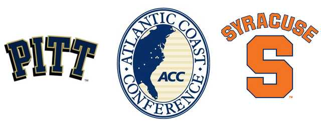 Pitt and Syracuse heading to the ACC