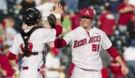 Top 100 Countdown: 57. Ryne Stanek (Arkansas)