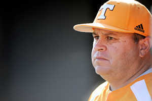 Tennessee Baseball Holds Media Day