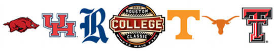 2012 Houston College Classic Tournament Team Announced