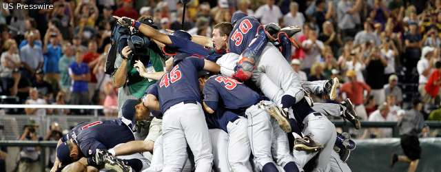 Arizona wins 2012 College World Series