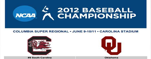CBD Column: 2012 Columbia (SC) Super Regional Preview