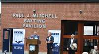Maine opens New Batting Facility