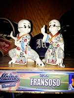 Maine's Michael Fransoso introduces his Good Luck Charms