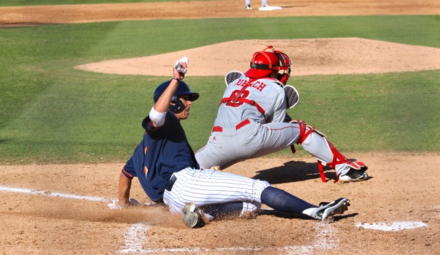 CBD Visit: Fullerton Offense Pounds Nebraska in Doubleheader Sweep