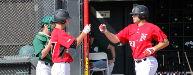 CBD Visit: CSUN Gets Pair of One-Run Victories in Doubleheader Sweep