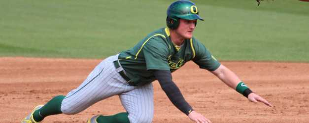 Ducks Healy Delivers; Oregon wins 3-2