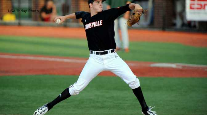 2014 Top 100 Countdown: 11. Nick Burdi (Louisville)