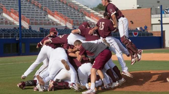 College of Charleston wins Gainesville Regional