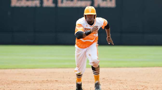 Christin Stewart (Photo courtesy of Tennessee Athletics/Matthew DeMaria)