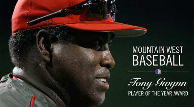 Mountain West to name Player of the Year Award after Tony Gwynn