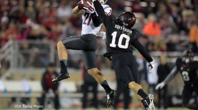 NCAA Football: Washington State at Stanford