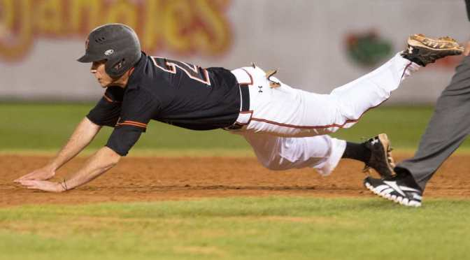 2015 CBD JOURNAL WITH CAMPBELL BASEBALL FOR March 6th