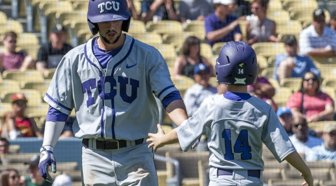2015 College World Series Game 10 Recap: TCU 8 LSU 4