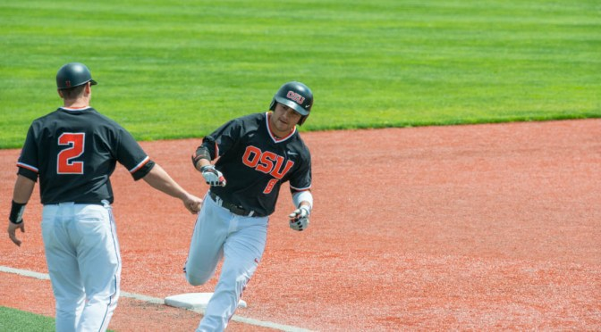 Inside the Pac-12: Oregon State shows its mettle in sweep of Ducks