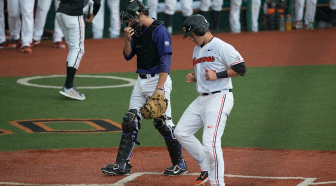 Inside the Pac-12: Pitching, defense play their role in Oregon State remaining atop conference
