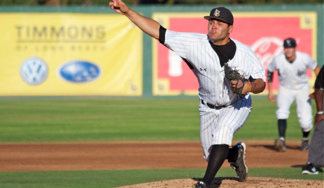 Nick Rossetta Throws Shutout in Relief for Dirtbags
