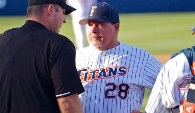 Decision Expected on Fullerton Head Coach Rick Vanderhook