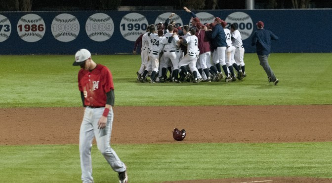 LMU Outlasts Cal State Northridge in 13 Innings