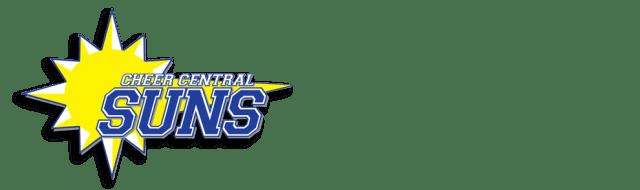 cheer central collegiate crossings logo