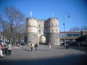 Festungsanlagen Tour Köln