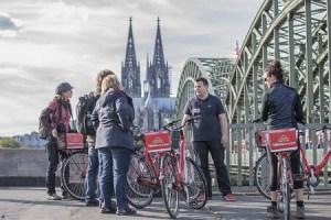 rental bikes cologne