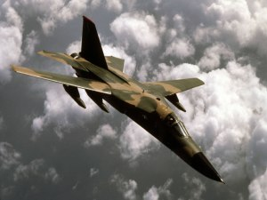F-111 Aardvark Tactical Fighter Bomber