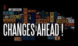 Change ahead elements