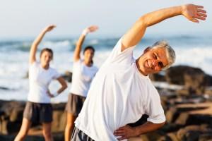 Older light exercise