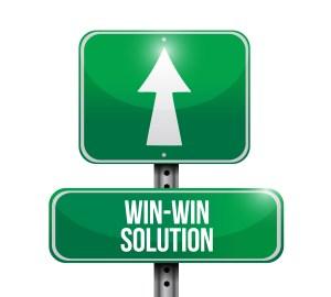 Win-win arrow