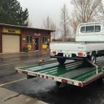 Mini Truck Delivery!