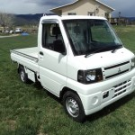2010 Mitsubishi Mini Cab: Like New!!