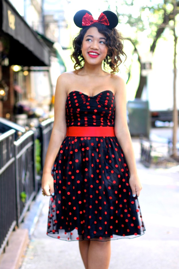 diy halloween costume diy minnie mouse costume do it yourself minnie mouse costume easy minnie mouse costume red polka dot dress black polka dot dress minnie mouse dress minnie mouse halloween minnie mouse halloween costume minnie mouse halloween costume cute minnie mouse halloween costume
