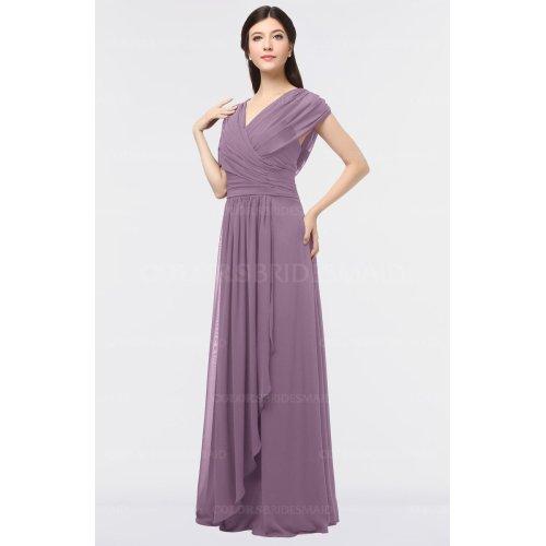 Medium Crop Of Mauve Bridesmaid Dresses