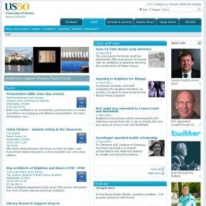 Staff News Portal