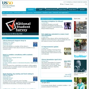 Students News Portal