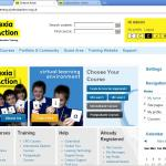 Dyslexia Action VLE: Clever with Page Width