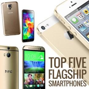 Top 5 Best Flagship Smartphones Compared