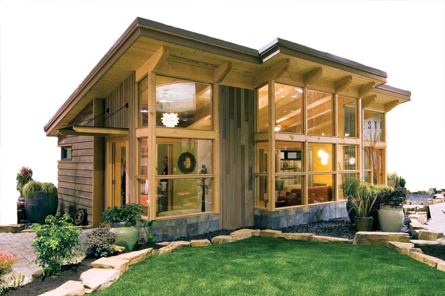 Build Houses Like Cars   Source: Motherearthliving.com