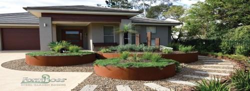 Old Sale Formboss Steel Garden Edging System Melbourne Cheap Formboss Kit Metal Garden Edging Bunnings Metal Garden Edging