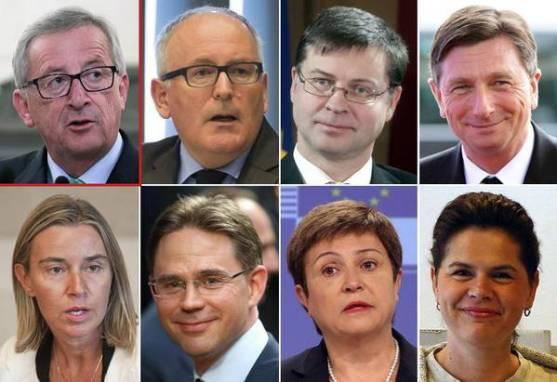 Commissari UE