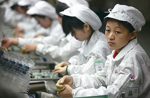 Workers foxconn