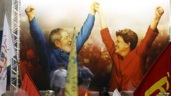 Lula - Dilma