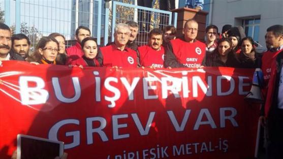 Turchia - sciopero