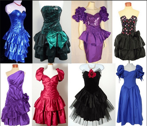 Beautiful 80s Prom Dress For Sale Pattern - Wedding Plan Ideas ...